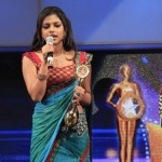 Actress Amala Paul @ Star Vijay Awards 2011 Event Stills