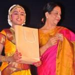 Aparna Bharatanatyam Arangetram Recital Stills