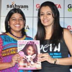 Trisha launches Galatta Cinema June issue Event Stills