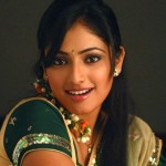 Actress Haripriya in Saree Stills