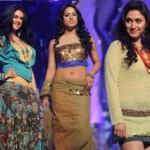 Hot Telugu Actress @ Lux Sandal Cinemaa Awards 2011 Photos
