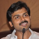 Actor Karthi Marriage Press Meet Stills
