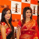 Hot Models @ Mebaz Showroom First Anniversary Himayatnagar Hyderabad