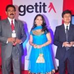 Pooja Launches Getit Stills