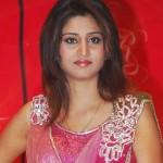 Shamili Hyderabad Model Saree Hot Photos
