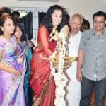 Tapasee Pannu @ Sri Palam Silk Sarees