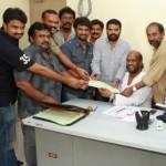 Tamil Film Directors Union Election 2011 Nominations Photos