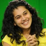 Tapsee Cute Photo Shoot Pics