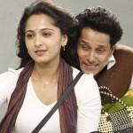 Anushka with Vikram Nanna Telugu Movie Stills