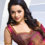 Bhavana Saree Photo Shoot Stills