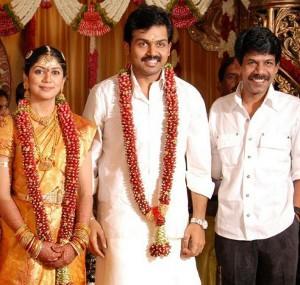 Celebs @ Actor Karthi Ranjani Marriage Photos Stills Pics | New