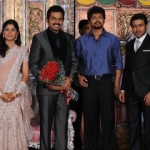 Karthi Ranjani Reception Photos