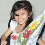 Baby Sara Actress Cute Stills @ Nanna Movie Success Tour