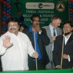 Prabhu, Arun Pandian @ TN Billiards & Snooker Association