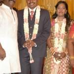 Rajini @ Actor Rajesh Daughter Wedding Reception Stills