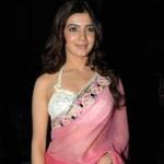 Samantha Cute Hot Pics @ 58th Filmfare Awards South 2011