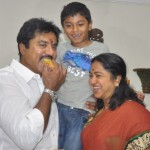 Sarath Kumar 2011 Birthday Bash Stills