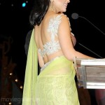 Shriya Saran Hot Half Saree Photos