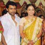 Surya Jyothika in Karthi Wedding Photos Stills