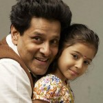 Vikram, Baby Sara @ Deiva Thirumagal Movie Photos