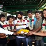 Vedi Vishal Prabhu Deva Movie Launch Stills