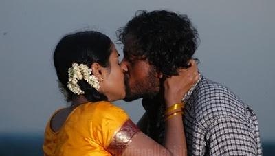 Aaravadhu Vanam Hot Lip Kiss Stills