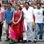 Brindavanam Telugu Movie On Location Wallpapers