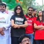 Kalamandir Say No To Drugs Rally