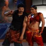 Puli Vesham Meghna Naidu Hot Stills