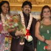 S V Sekar Son wedding Reception Photos Stills