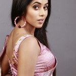 Poorna Hot Saree Photo Shoot Stills