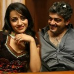Ajith Trisha Mankatha Latest Stills