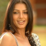 Bhumika Chawla Hot in Black Saree
