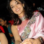 Kajal Agarwal @ Brindavanam Audio Launch Stills