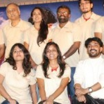 Konjam Koffee Konjam Kaadhal Press Meet Stills
