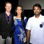Madharasapattinam Premiere Show Stills