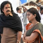 Rajanna Telugu Movie Working Stills