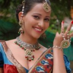Sanjana Singh Hot Saree Photo Shoot Gallery