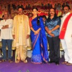 Sri Rama Rajyam Audio Release Function Pics
