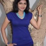 Tamil Actress Janavi Stills