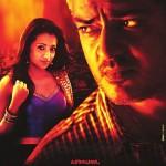 Trisha, Ajith @ Mankatha Movie Posters