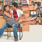 Vijay Genelia Hansika Photo Shoot for Velayutham