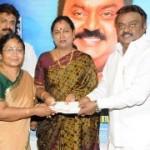 Vijayakanth Birthday Celebration 2011 Stills