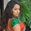 Model Zeba Hot Saree Stills