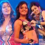 Abhinaya Lakshmi Rai Anjali Hot Dance Performance