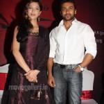 Surya's Ezham Arivu Movie Pressmeet Stills