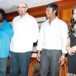 Aayiram Vilakku Press Meet Stills