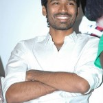 Dhanush @ Uthama Puthiran Press Meet Stills