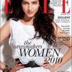 Shruti Hassan Elle Magazine Images