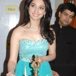 Tamanna at Filmfare Awards Announcement Stills
